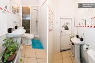 baño compartido full equipado / shared bathroom