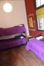 Dormitorio compartido de 5 camas / 5 beds shared dorm