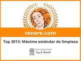 premio venere limpieza 2014